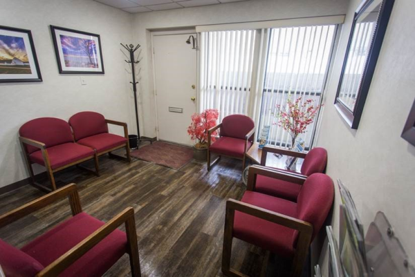 Waiting Room | Kay Family Dentistry NY