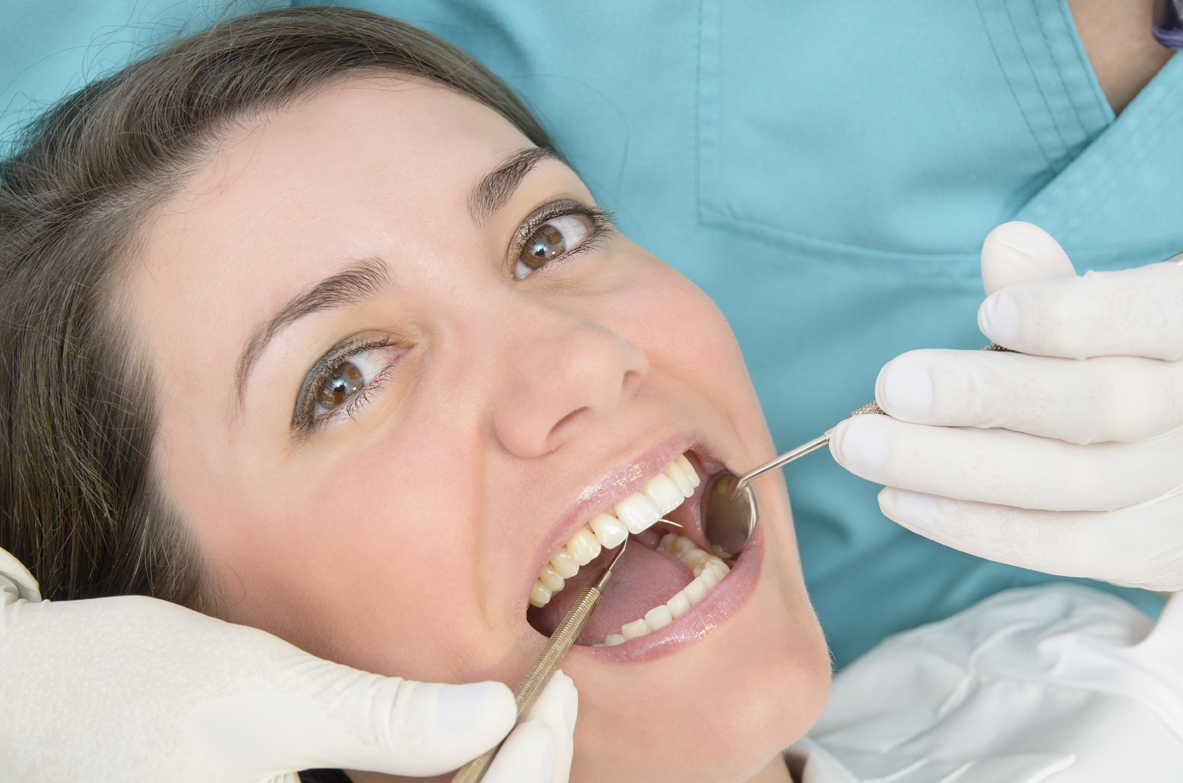 Restorations Root Canal Therapy