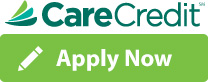CareCredit Logo Green and White