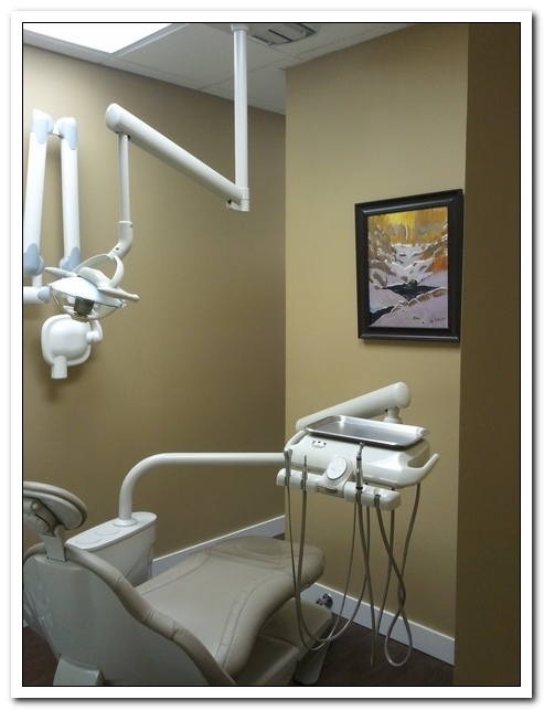 ARLINGTON COMFORT DENTAL Exam Room