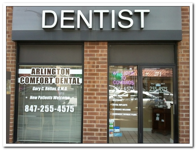 Welcome to ARLINGTON COMFORT DENTAL