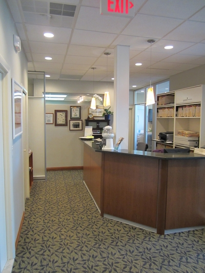 Dental office in Quincy MA