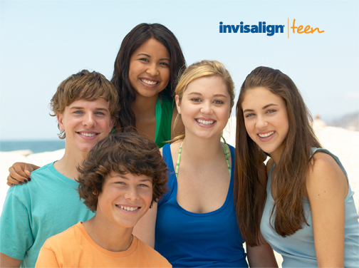 Invisalign Teen For Teens!