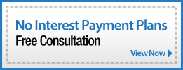 No Interest Payment Plans Free Consultation Coupon