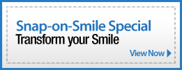 Snap-on-Smile Special Transform your Smile Coupon