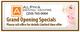 Grand Opening Dental Special