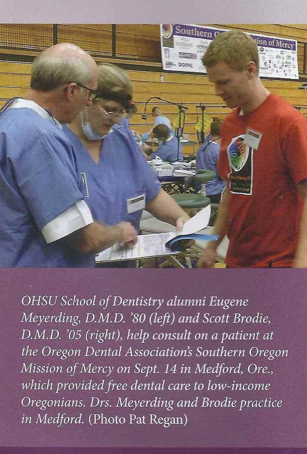 Medford Dentist | Gives Back To The Community