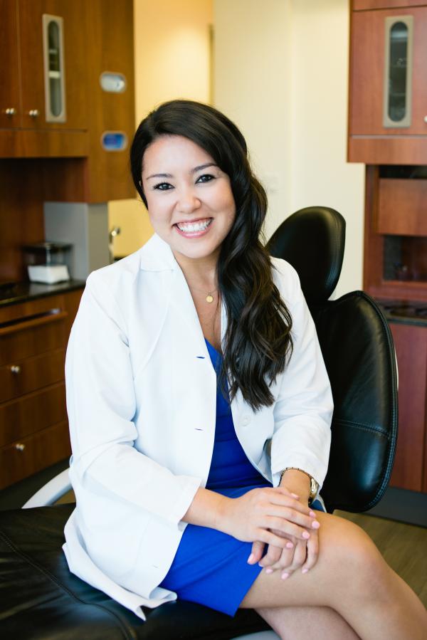Meet Dr Michelle Okamoto Torrance Dentist Steven K