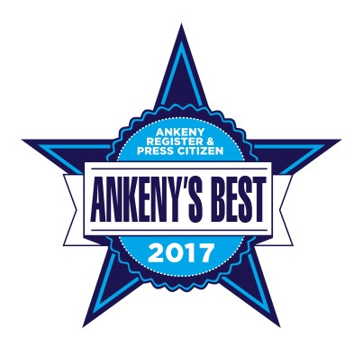 Award Logo for Ankeny Best 2017