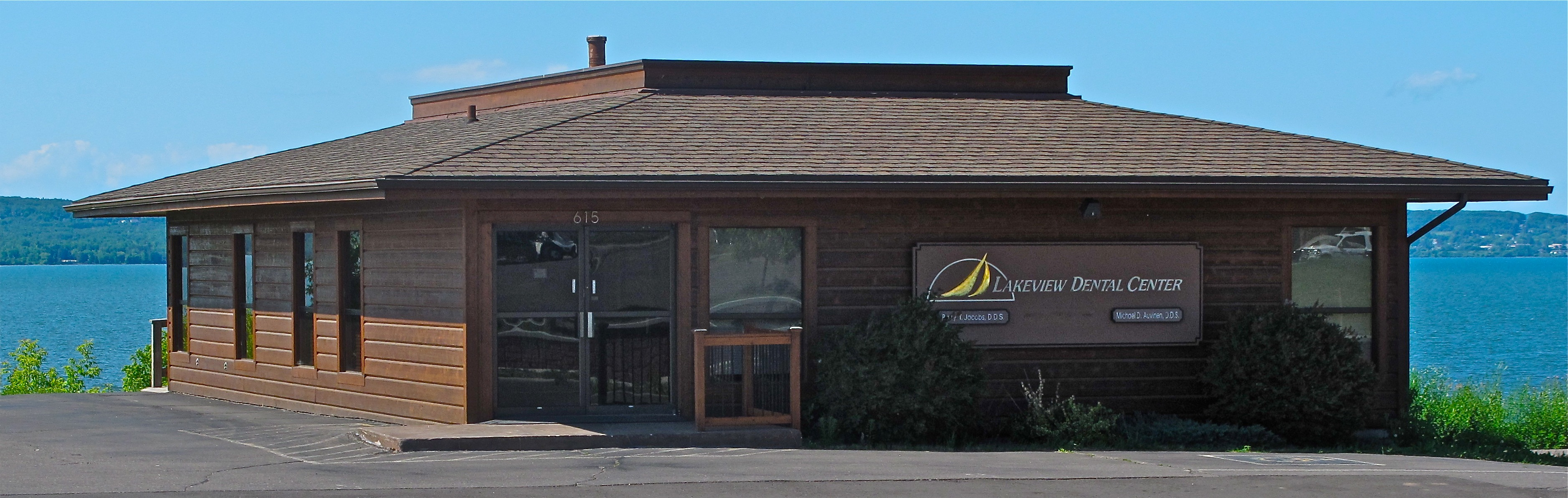 Tour The Office Ashland Wi Lakeview Dental Center