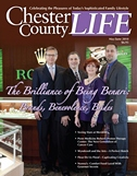 Dr. DeForno was featured in the May June issue of Chester County Life Magazine.