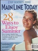 Dr. DeForno was featured in the Top Dentists issue of Main Line Today.